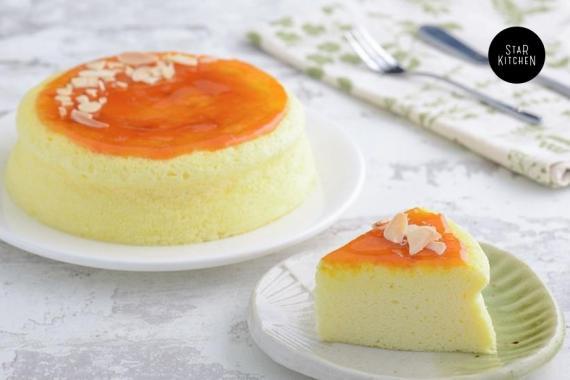 Tokyo Cheesecake & Sakura Mizu