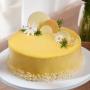 Durrian Mousse Cake - Bánh sầu riêng
