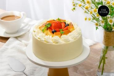 Workshop Cake & Flower: Pudding Shortcake