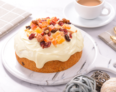 Lớp Carrot cake
