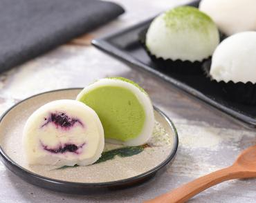 Lớp Mochi Cream (Blueberry Cheese & Tiramisu)