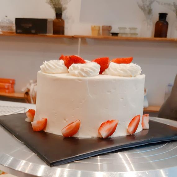 Lớp Strawberry Shortcake4