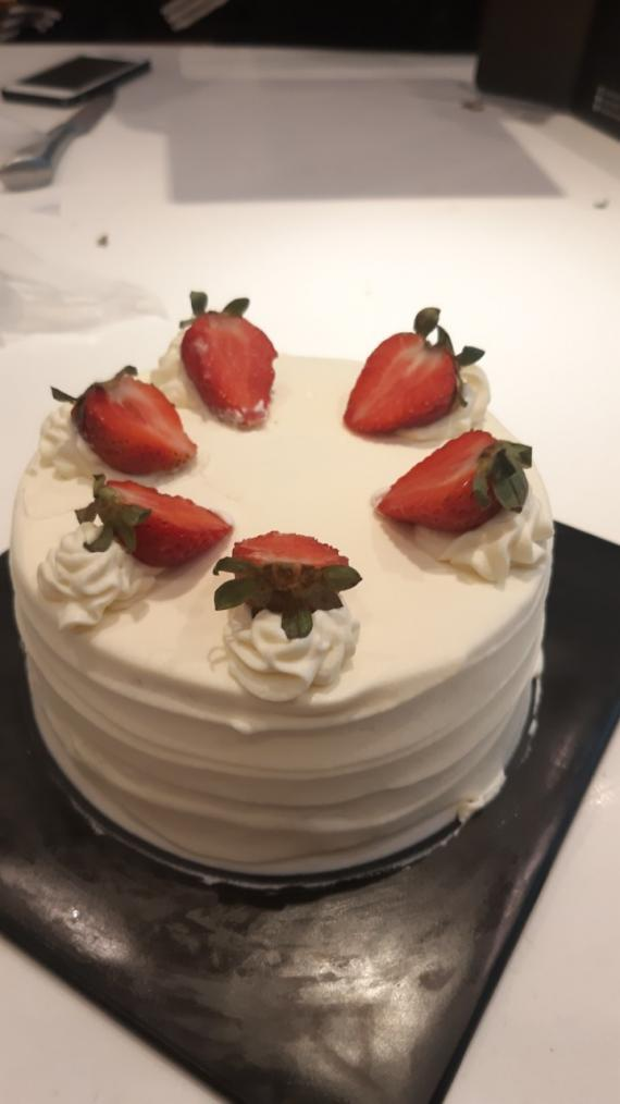 Lớp Strawberry Shortcake 8