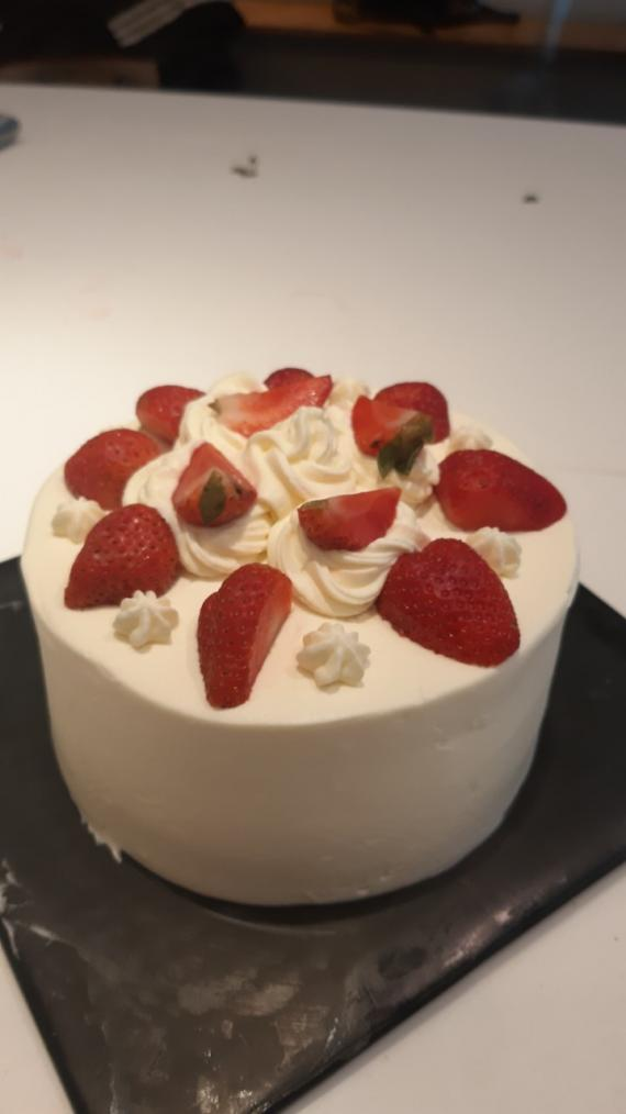 Lớp Strawberry Shortcake 9