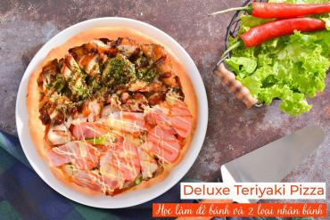 Deluxe Teriyaki Pizza