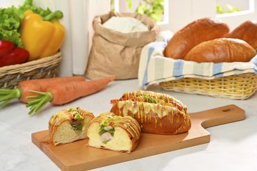 Lớp Bánh mì Hotdog Đức