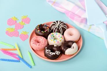 Lớp Donut