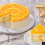 Lớp Orange Yogurt Mousse