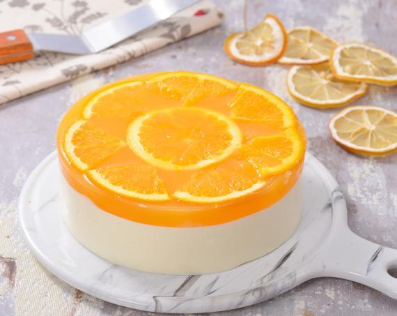 Orange Yogurt Mousse Class