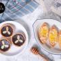 ORANGE AND CHOCOLATE TARLET