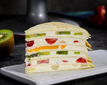 Fruit Mille Crepe