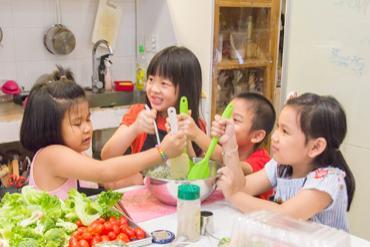 Các lớp bánh dành cho người mới học làm bánh