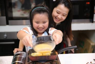 Chia sẻ của ông Arashima về lớp học nấu ăn dành cho bé vào mùa hè tại Star Kitchen