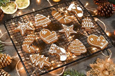 Nhiều lớp bánh Giáng sinh cực HOT đã có mặt trong lịch học tháng 12