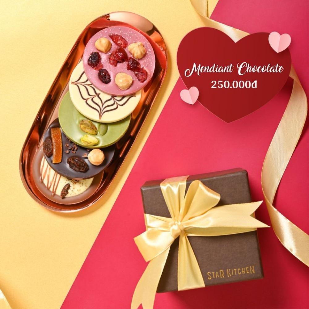 Mendiant Chocolate Box