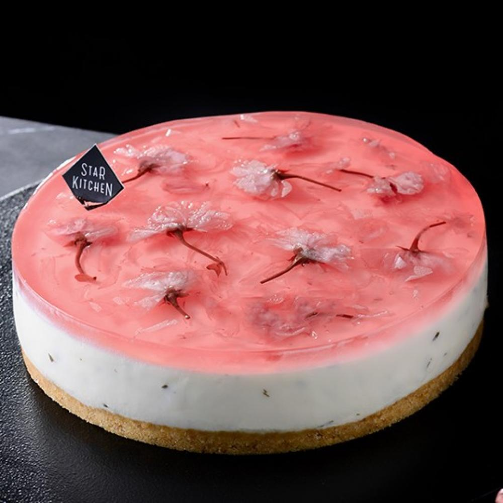 Sakura Cheese Cake