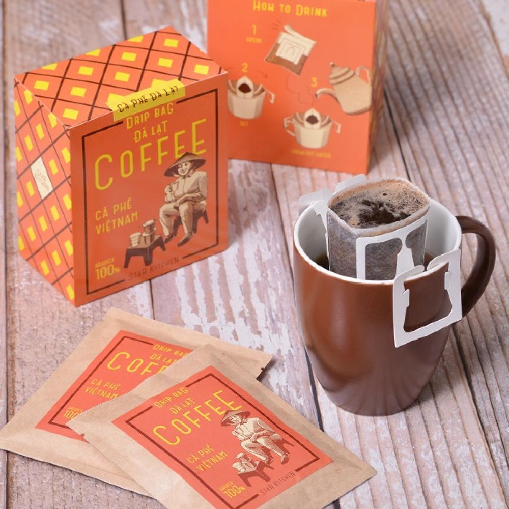 Dalat special drip coffee