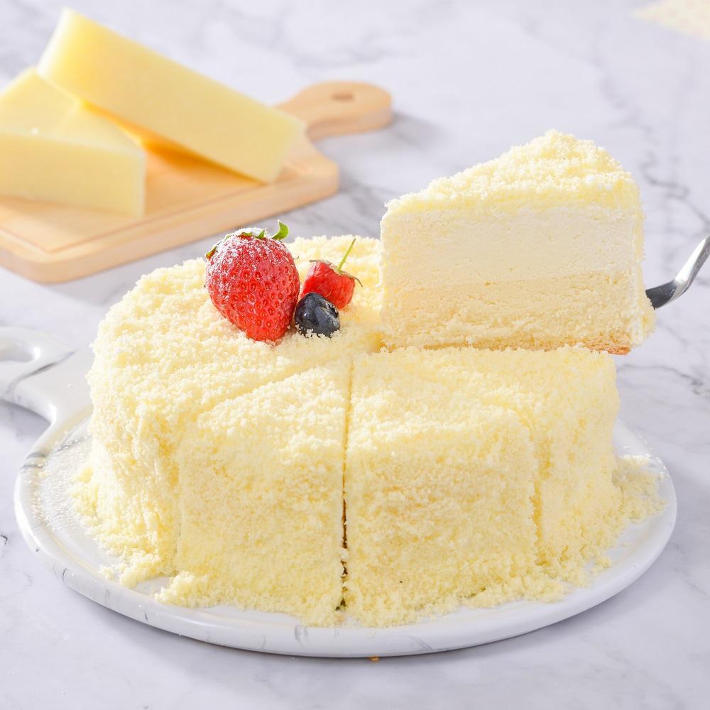 Hokkaido Double Cheese