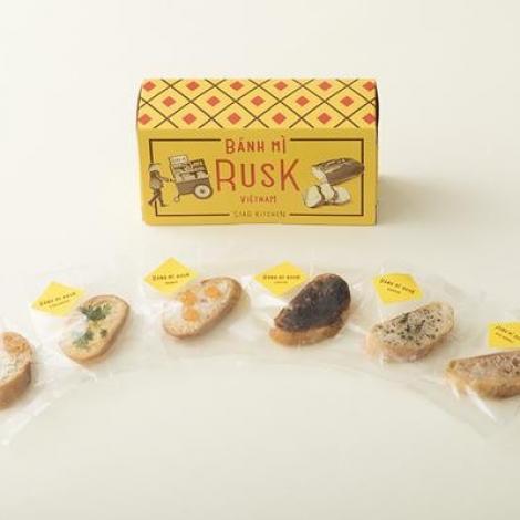Bánh Mì Rusk