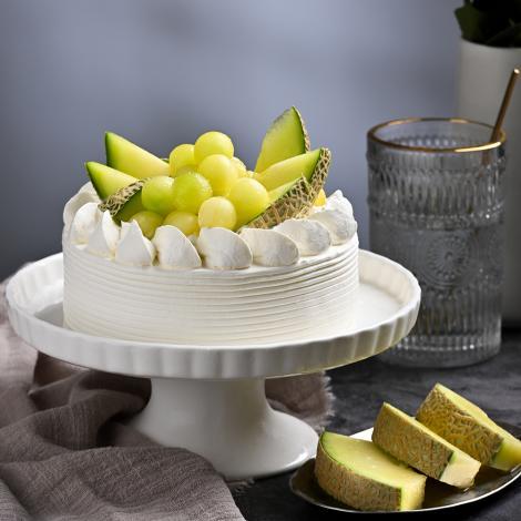 Fuji Melon Shortcake